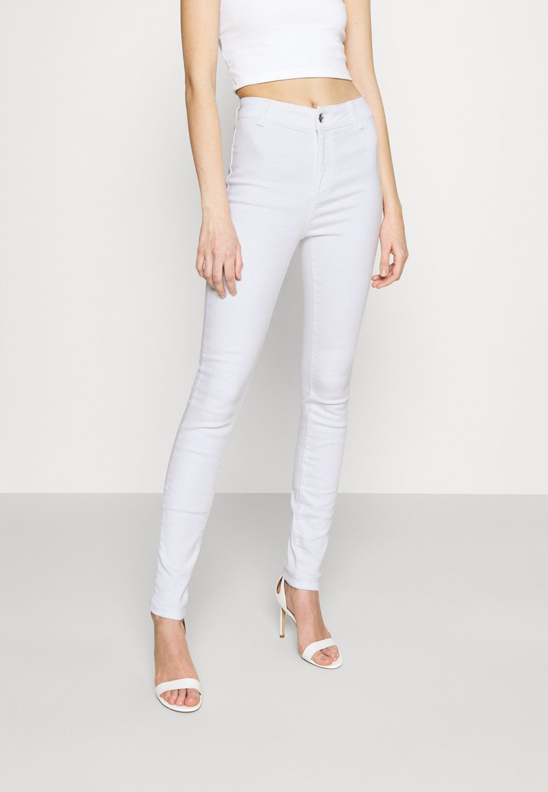 ONLY - ONLBLUSH  - Jeans Skinny Fit - white