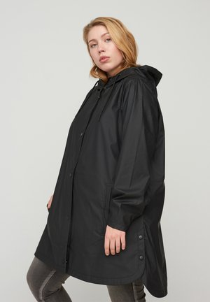 CARAINY - Regnjakke / vandafvisende jakker - black