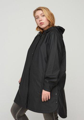CARAINY - Waterproof jacket - black