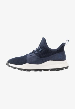 BROOKLYN - Baskets basses - navy
