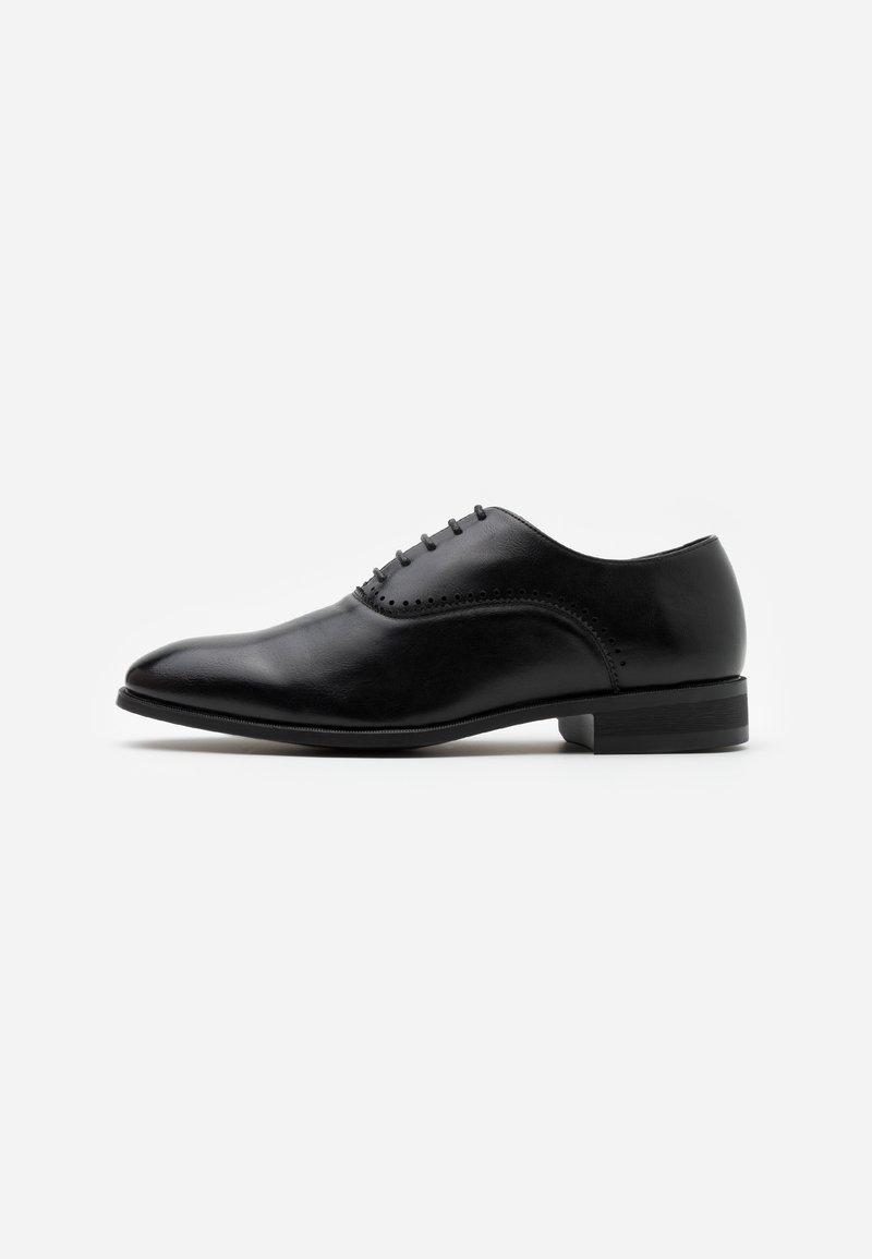 Burton Menswear London - SYMBAR - Derbies & Richelieus - black