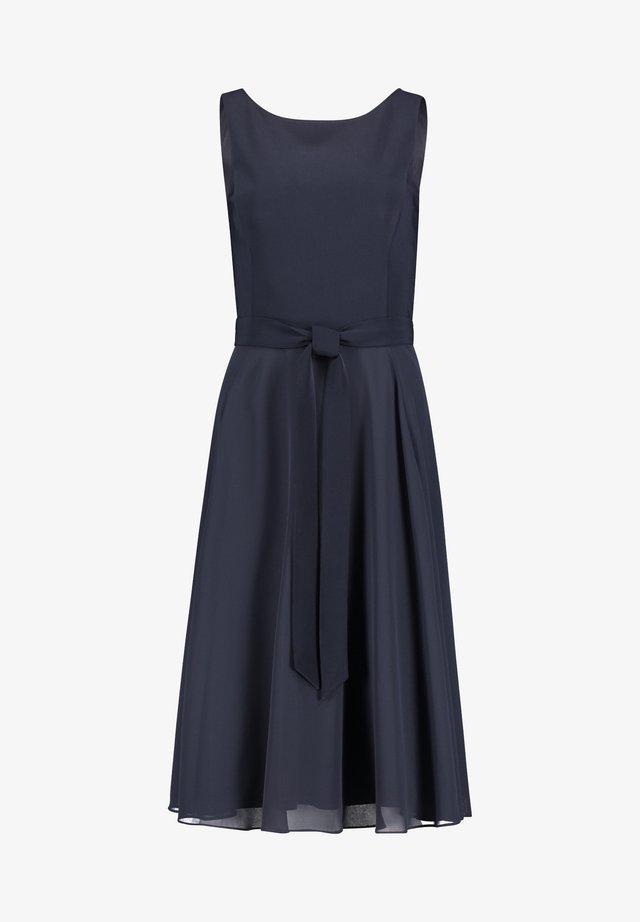 Cocktail dress / Party dress - dark blue