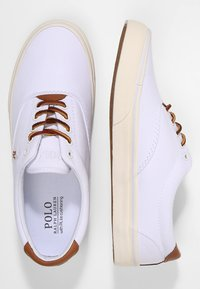 Polo Ralph Lauren - THORTON - Sneakers laag - white - 1