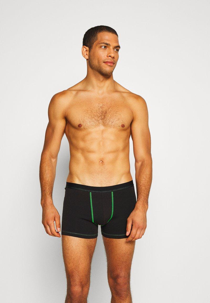 Pier One - 3 PACK - Panties - black