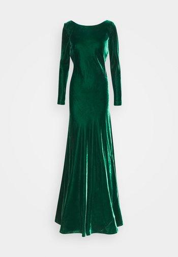 DRESS - Společenské šaty - green