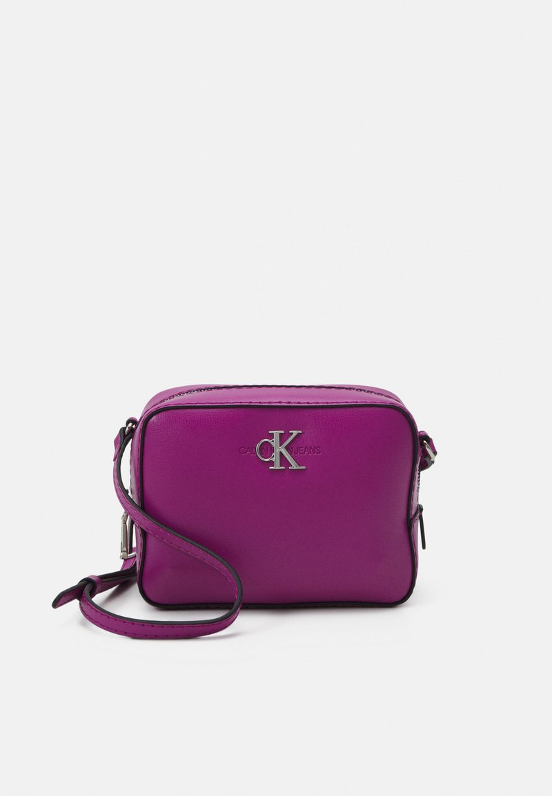 Calvin Klein Jeans - CAMERA BAG - Across body bag - vib