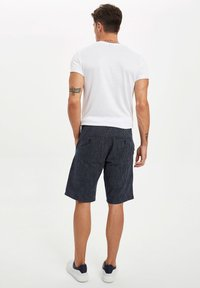 DeFacto - Shorts - navy - 2