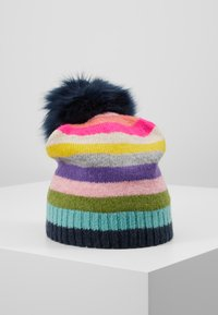 GAP - HAT - Czapka - navy/multi - 0