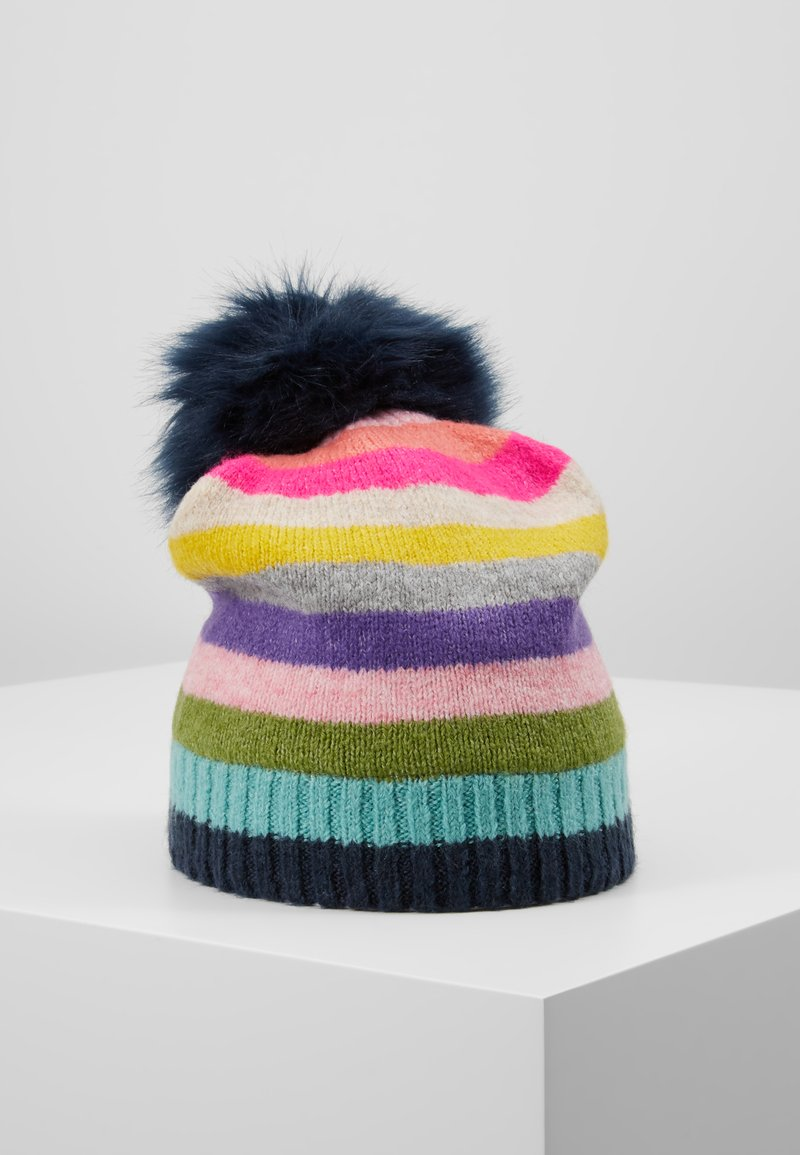 GAP - HAT - Czapka - navy/multi