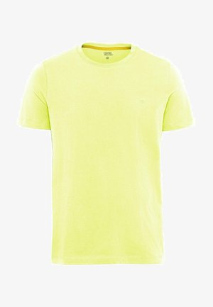 Basic T-shirt - limone