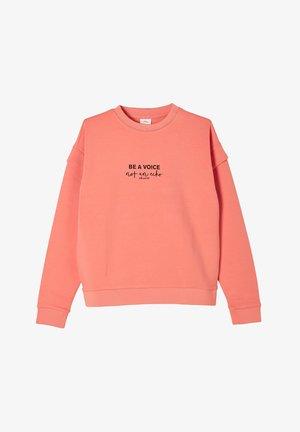 Sweater - light orange