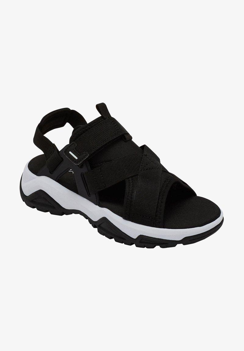 Next - Walking sandals - black
