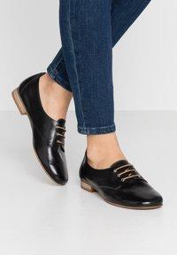 Everybody - Zapatos de vestir - nero - 0