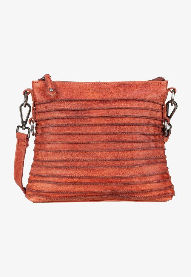 RIFFEL SPEZI - Across body bag - blush