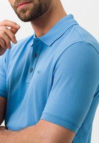 BRAX - STYLE PETE - Polo shirt - arctic - 3