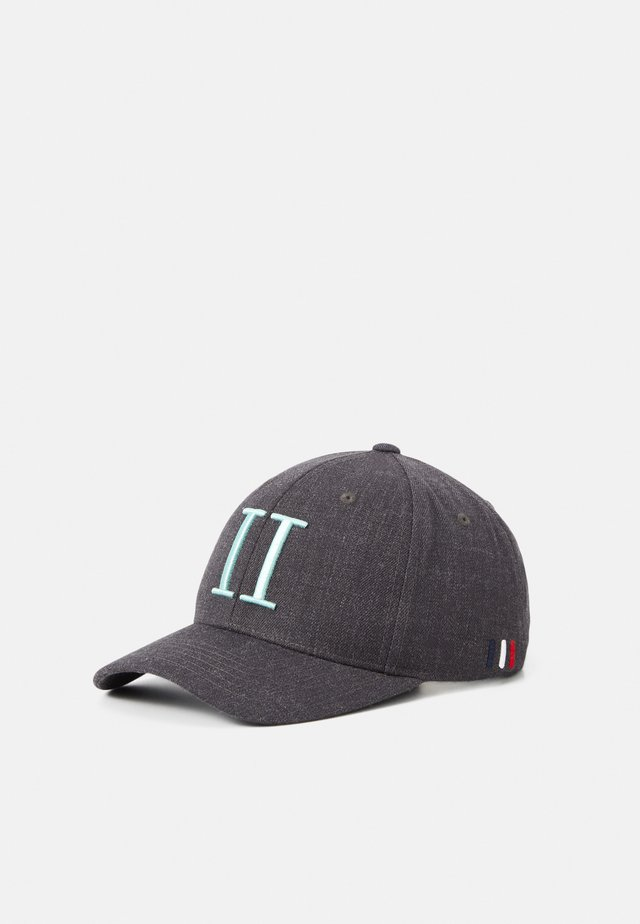 ENCORE BASEBALL - Cap - anthrazit/mint
