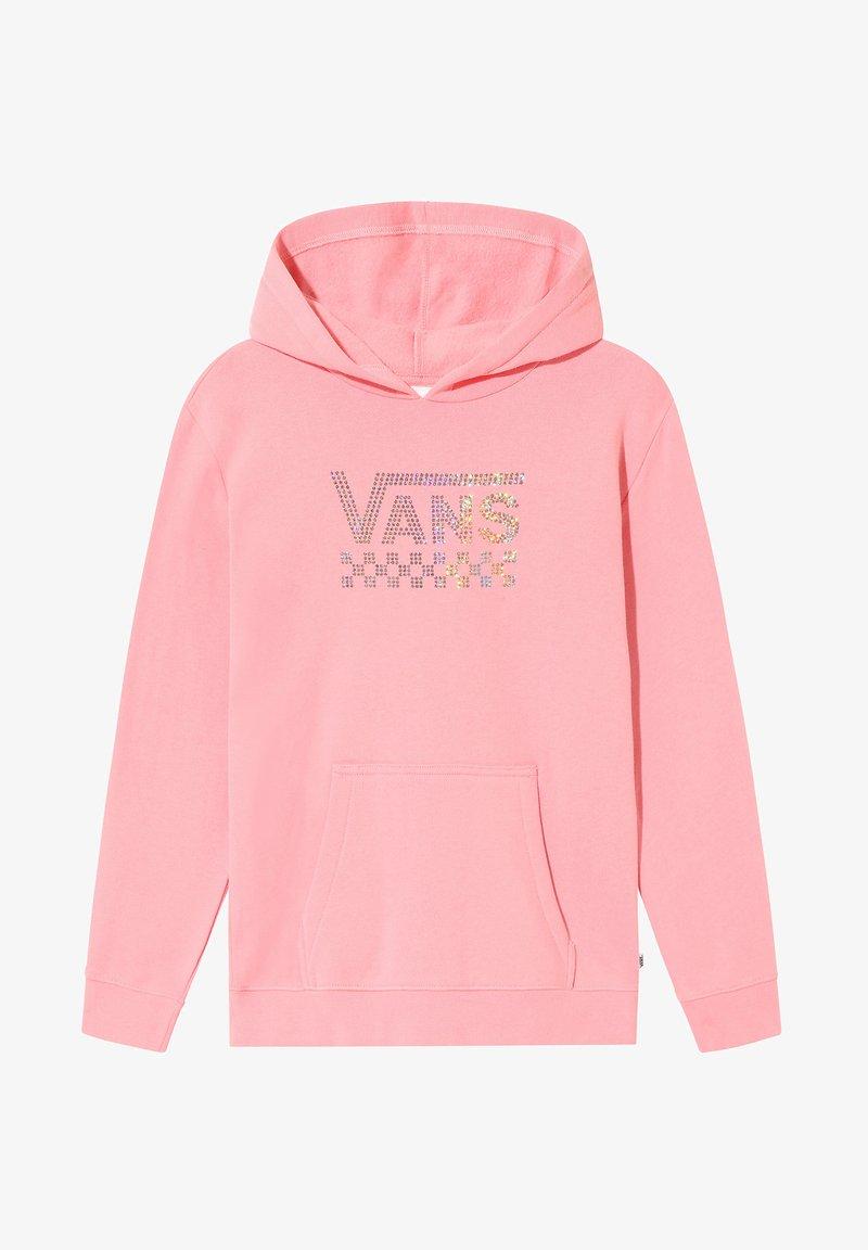 Vans - GR RADIANT TIMES - Hoodie - flamingo pink
