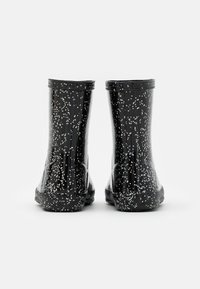 Hunter ORIGINAL - KIDS FIRST CLASSIC GIANT GLITTER - Wellies - black - 2