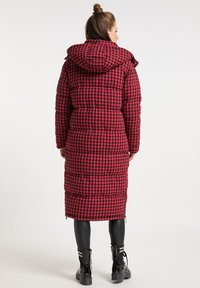 myMo ROCKS - Winter coat - rot schwarz - 2