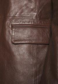 WEEKEND MaxMara - VALDEZ - Blazer - dark brown - 5