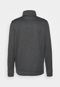 Under Armour - STORM  1/4 ZIP LAYER - Sweatshirt - black light heather - 1