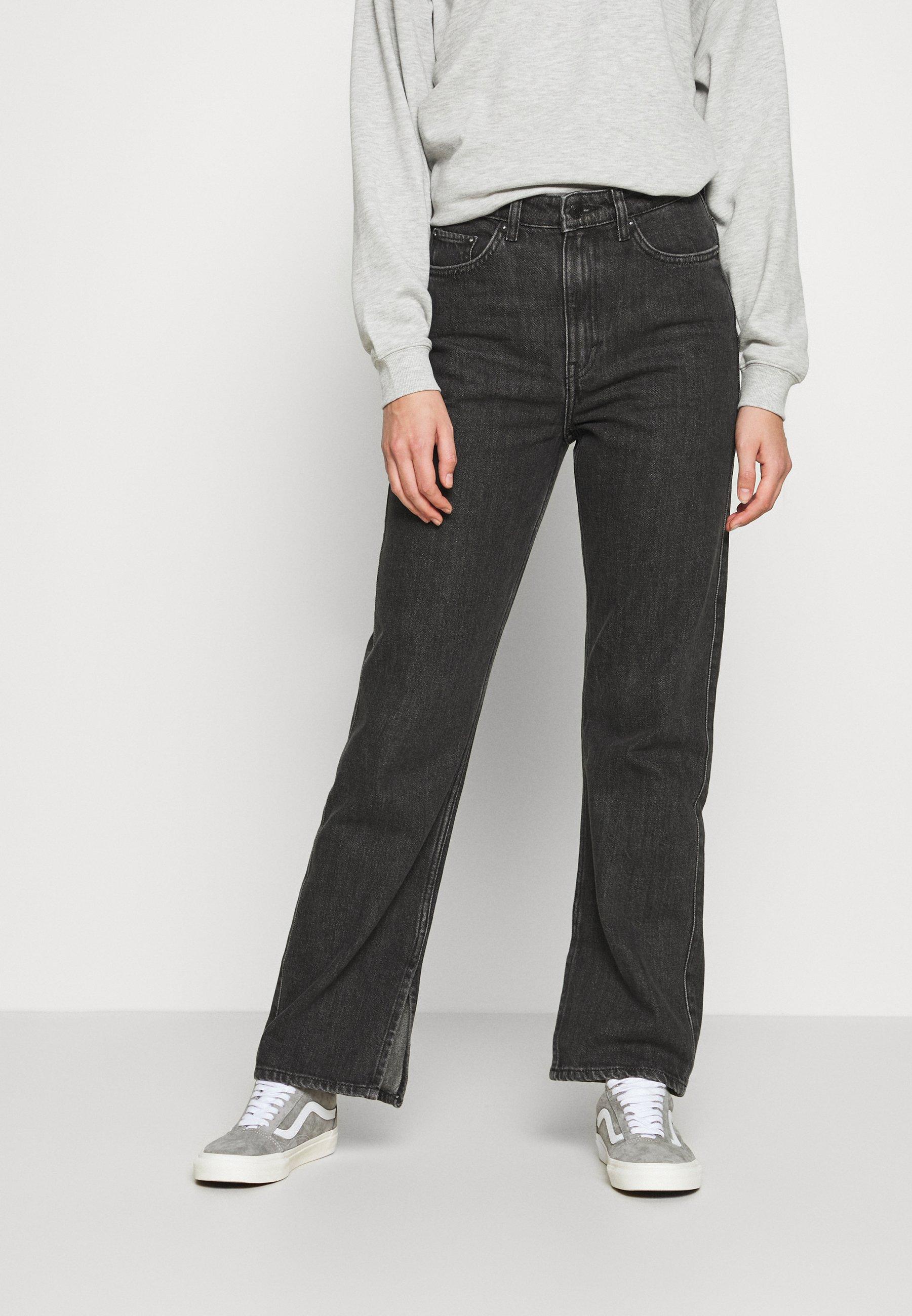 Women ROWE NEW SPLIT - Straight leg jeans