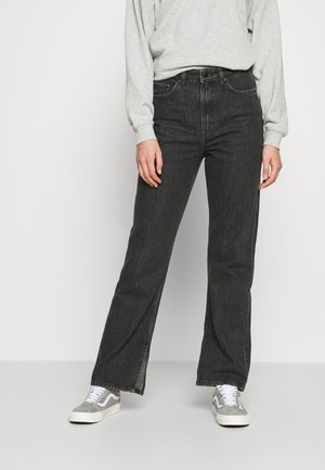 ROWE NEW SPLIT - Jeans straight leg - new black