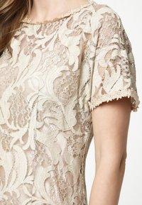 Madam-T - SACASA - Cocktail dress / Party dress - beige - 5