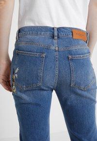 Escada Sport - Straight leg jeans - medium blue - 3