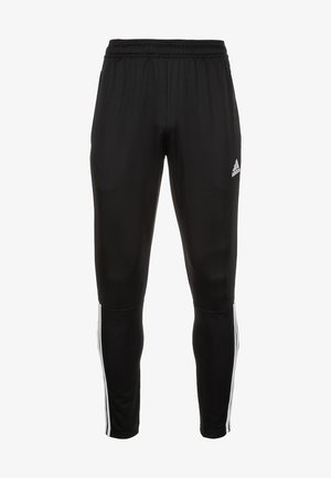 REGISTA 18 - Jogginghose - black / white