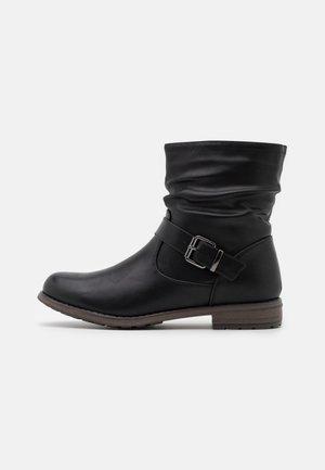 NOA - Støvletter - black