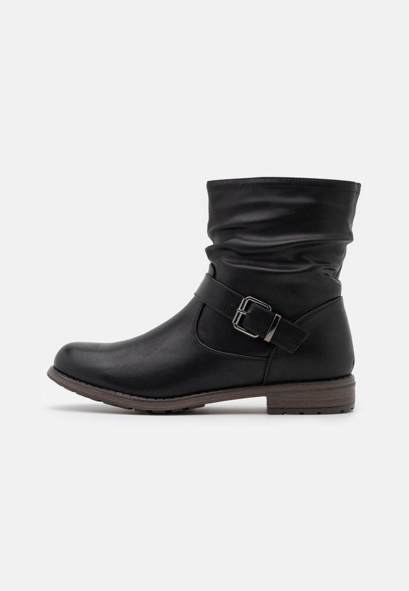 Fitters - NOA - Støvletter - black