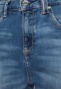 Marc O'Polo DENIM - FREJA - Relaxed fit jeans - stone melange - 4
