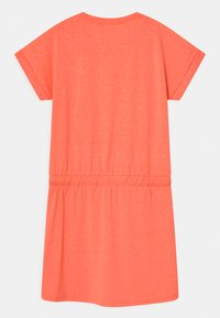 Cars Jeans - SANIBEL  - Jersey dress - neon orange - 1