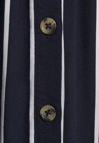 MAMALICIOUS - MLSINEM MIDI SKIRT - A-line skirt - navy blazer - 2