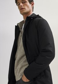 Massimo Dutti - 03421243 - Down jacket - black - 4