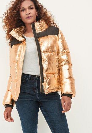 PADDED - Light jacket - gold
