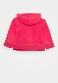 GAP - TODDLER GIRL LOGO - Fleecejas - rosehip - 1