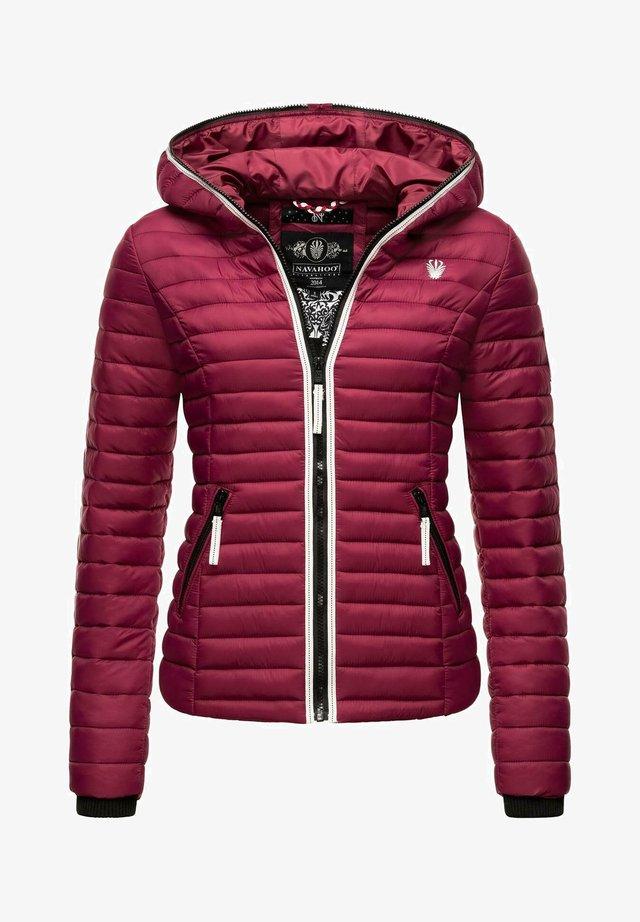 KIMUK PRC - Light jacket - bordeaux