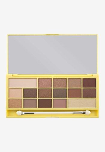I HEART REVOLUTION PALETTE WHITE CHOCOLATE - Eyeshadow palette - multi