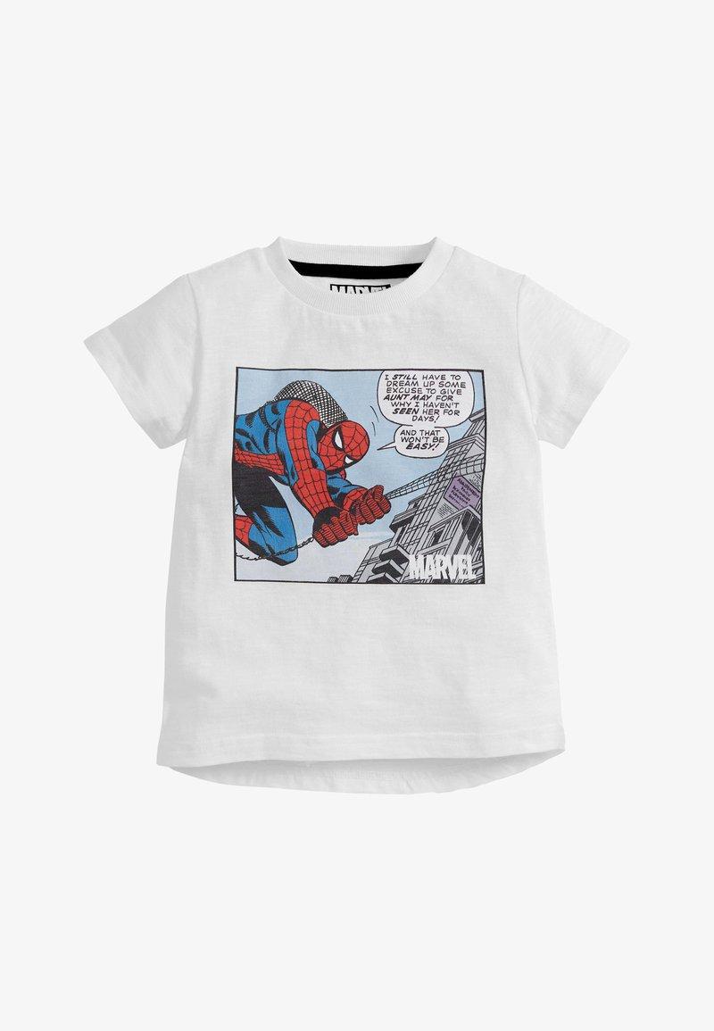 Next - Print T-shirt - white