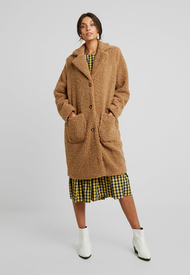 BALMA COAT - Winter coat - tigers eye