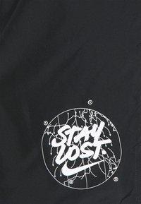Nike Performance - SHORT  - Pantalón corto de deporte - black/white - 4