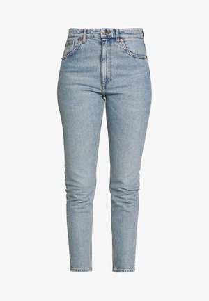 MOOP BLUE - Jeans slim fit - blue