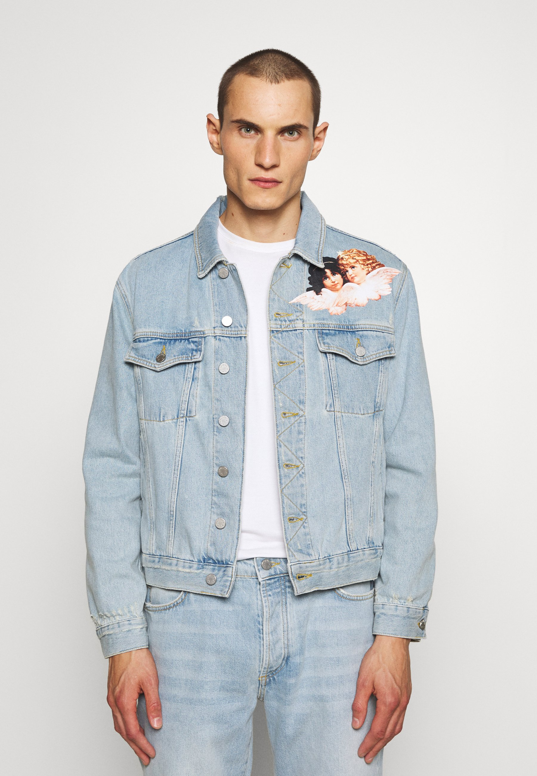 Uomo NICO  - Giacca di jeans