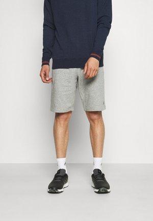 SHORTS - Sports shorts - grey marl