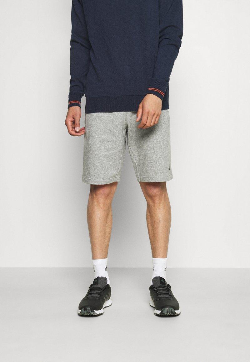 Calvin Klein Golf - SHORTS - Sports shorts - grey marl
