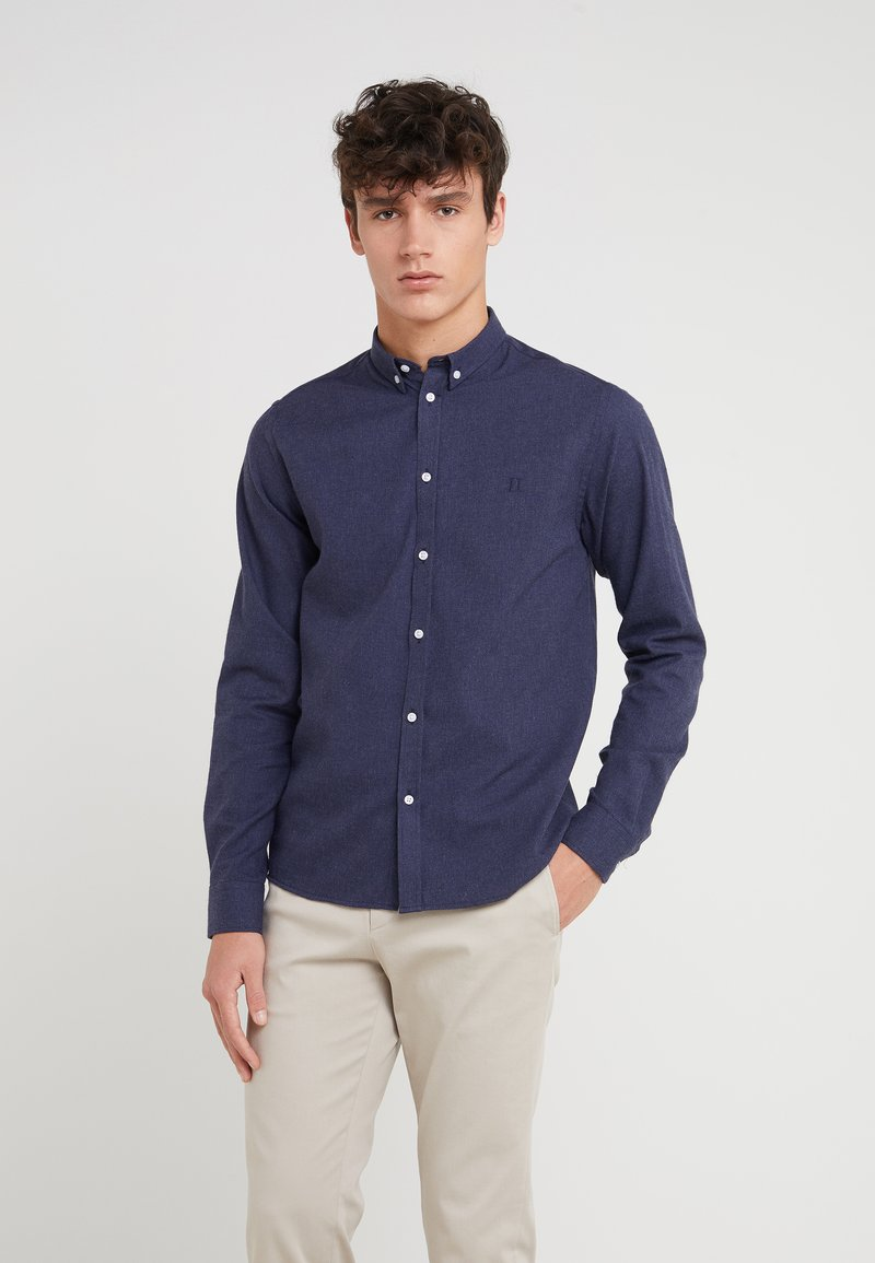 Les Deux - DESERT - Shirt - navy