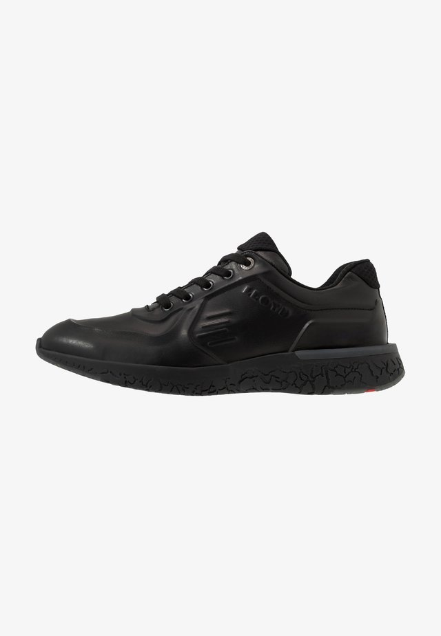 BENEDICT - Sneakers laag - schwarz