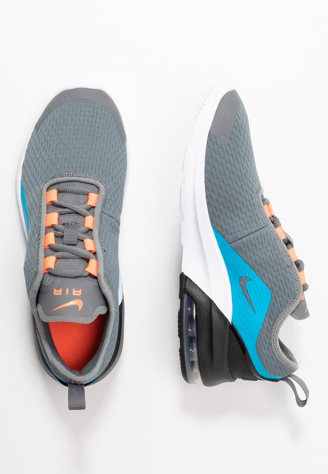 AIR MAX MOTION 2  - Trainers - smoke grey/hyper crimson/black/laser blue